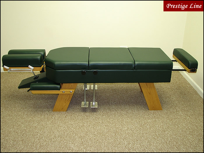 1 2 Or 3 Drop Chiropractic Tables Prestige Line